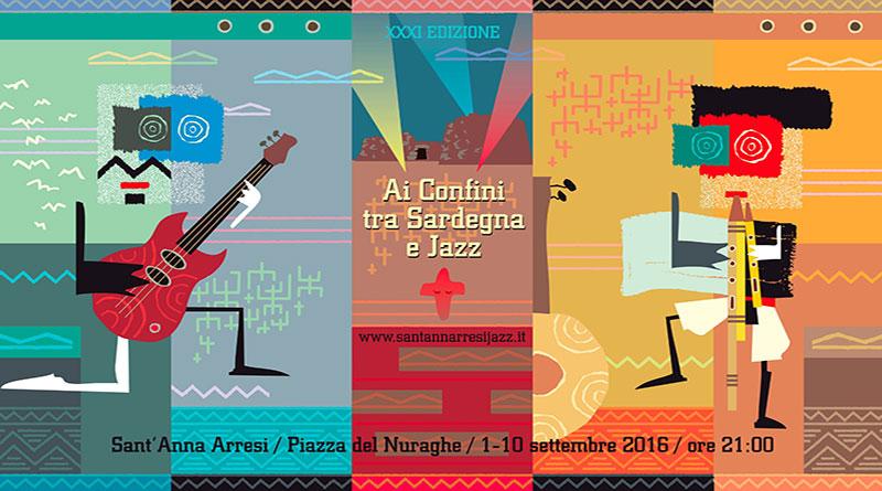 Ai Confini tra Sardegna e Jazz 2016