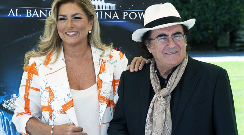 Albano e Romina Power