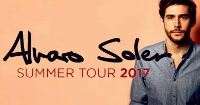 Alvaro Soler in concerto a Cagliari