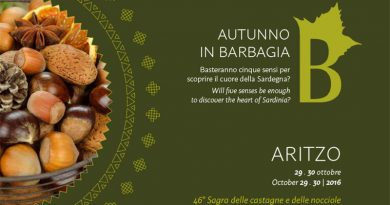 Autunno in Barbagia 2016 Aritzo