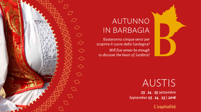 Autunno in Barbagia 2016 Austis