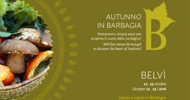 Autunno in Barbagia 2016 Belvì