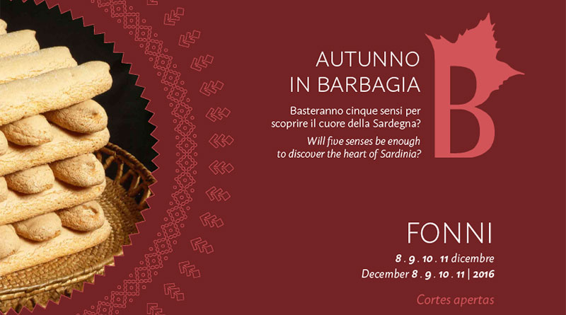 Autunno in Barbagia 2016 Fonni