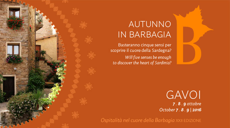 Autunno in Barbagia 2016 Gavoi