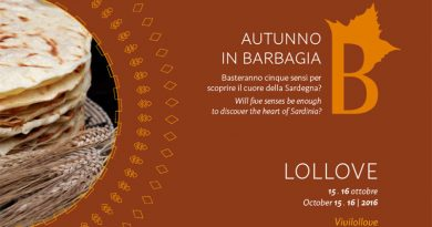 Autunno in Barbagia 2016 Lollove