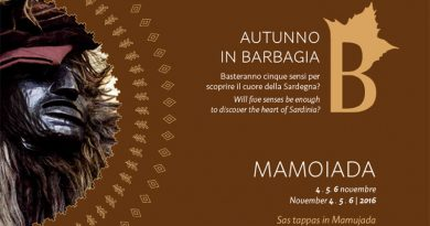 Autunno in Barbagia 2016 Mamoiada
