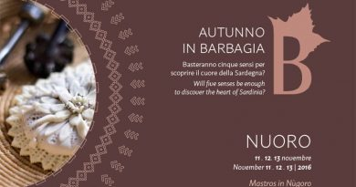 Autunno in Barbagia 2016 Nuoro