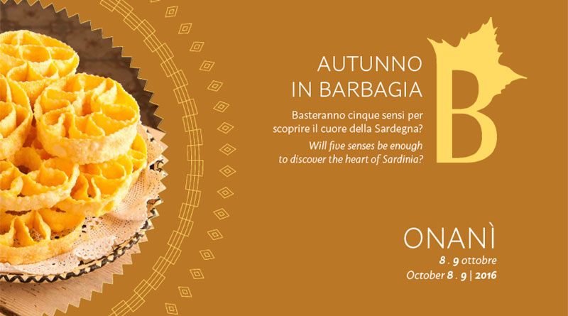 Autunno in Barbagia 2016 Onanì