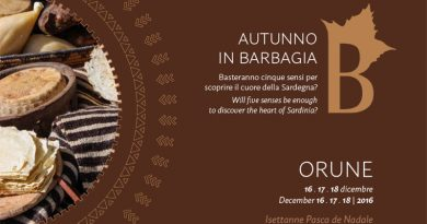 Autunno in Barbagia 2016 Orune
