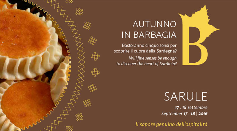 Autunno in Barbagia 2016 Sarule