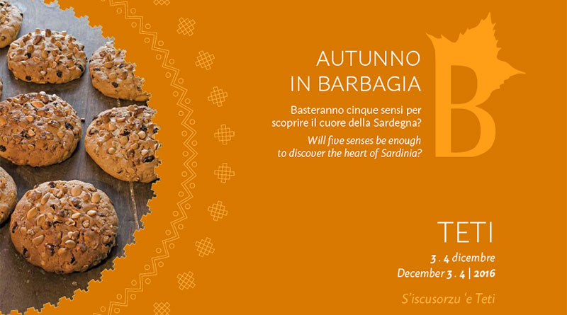 Autunno in Barbagia 2016 Teti