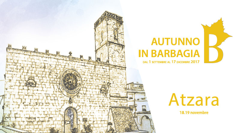 Autunno in Barbagia 2017 Atzara