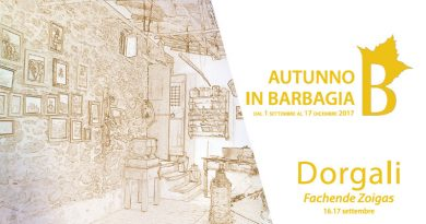 Autunno in Barbagia 2017 Dorgali