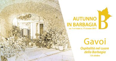 Autunno in Barbagia 2017 Gavoi