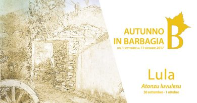 Autunno in Barbagia 2017 Lula