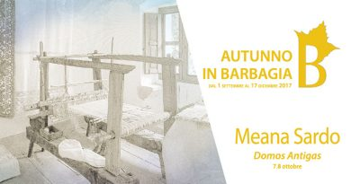 Autunno in Barbagia 2017 Meana Sardo