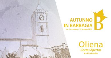 Autunno in Barbagia 2017 Oliena