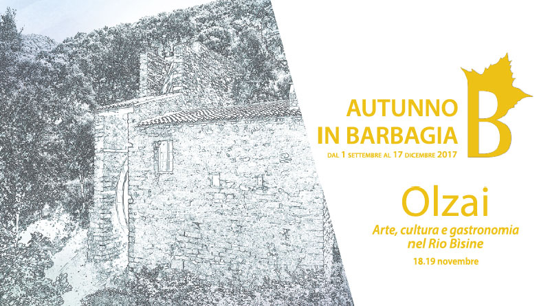Autunno in Barbagia 2017 Olzai