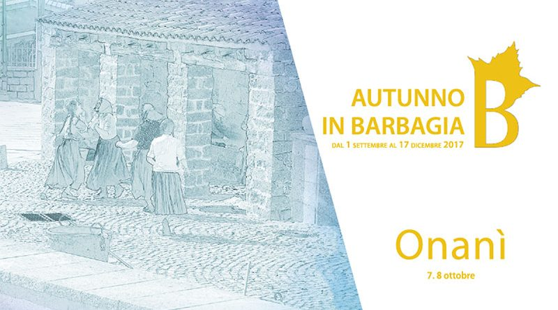 Autunno in Barbagia 2017 Onanì