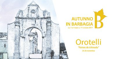 Autunno in Barbagia 2017 Orotelli