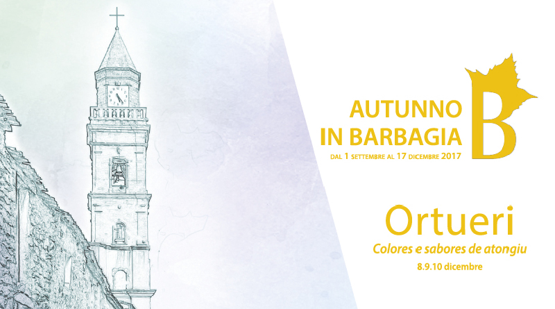 Autunno in Barbagia 2017 Ortueri