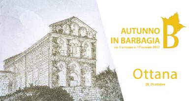 Autunno in Barbagia 2017 Ottana