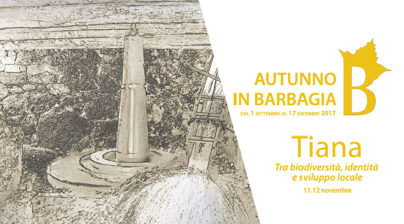 Autunno in Barbagia 2017 Tiana