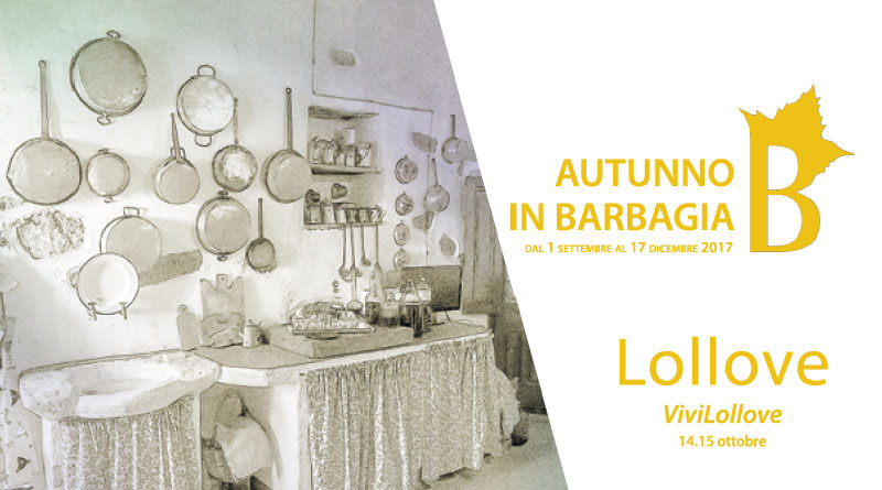 Autunno in Barbagia 2017 Lollove