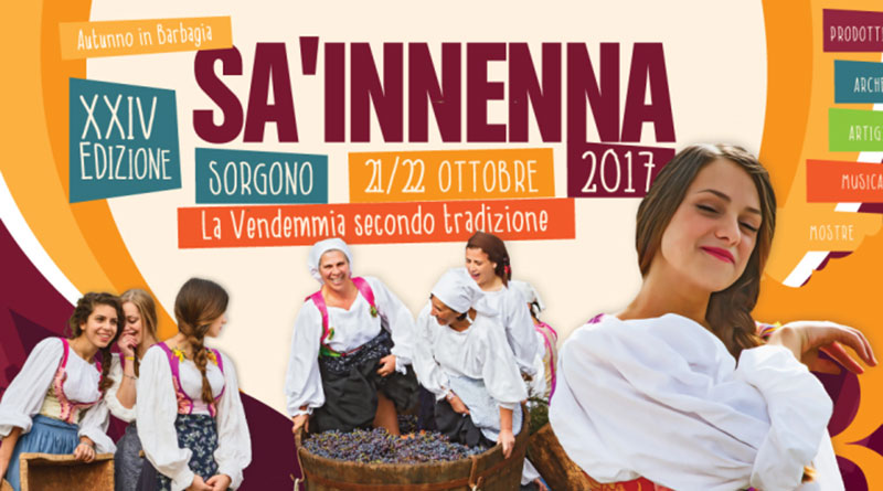 Autunno in Barbagia 2017 Sorgono