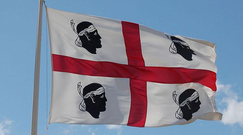 Bandiera dei quattro mori