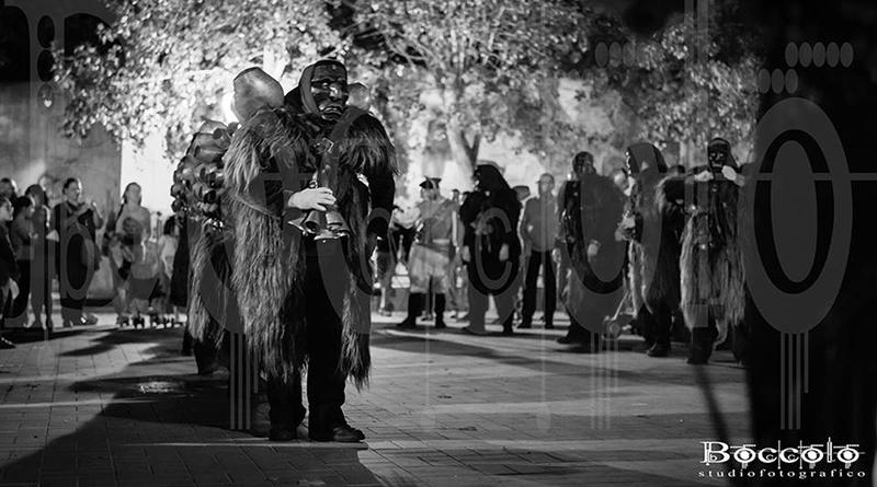 Carnevale barbaricino - foto Boccolo Studio Fotografico