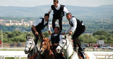 La Cavalcata Sarda a Sassari