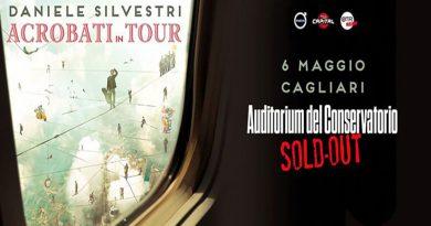 Daniele Silvestri in concerto a Cagliari