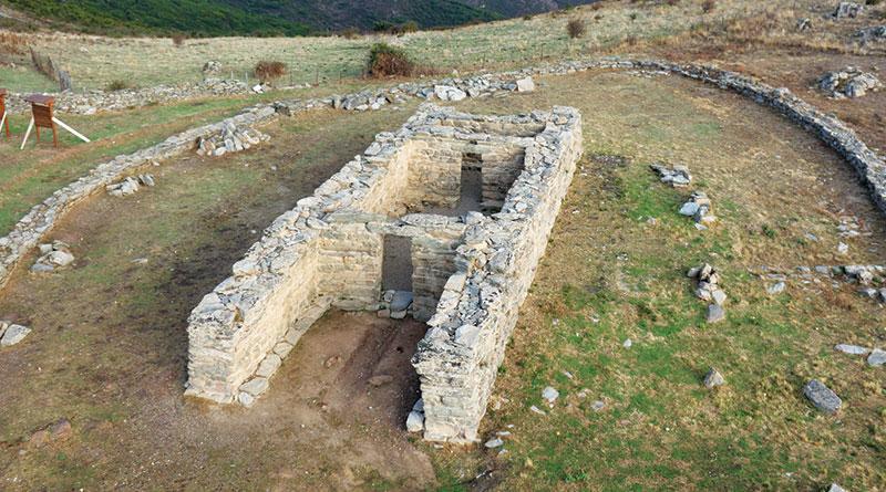 Esterzili, il tempio magico de sa Domu 'e Urxìa