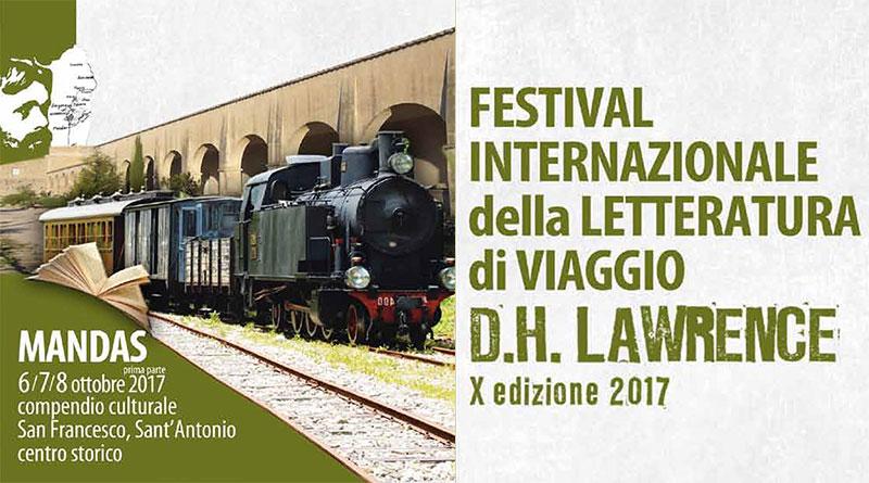 Festival Internazionale della Letteratura di viaggio D. H. Lawrence 2017