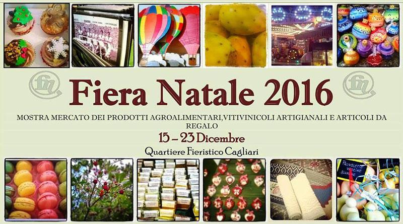 Fiera Natale 2016 Cagliari