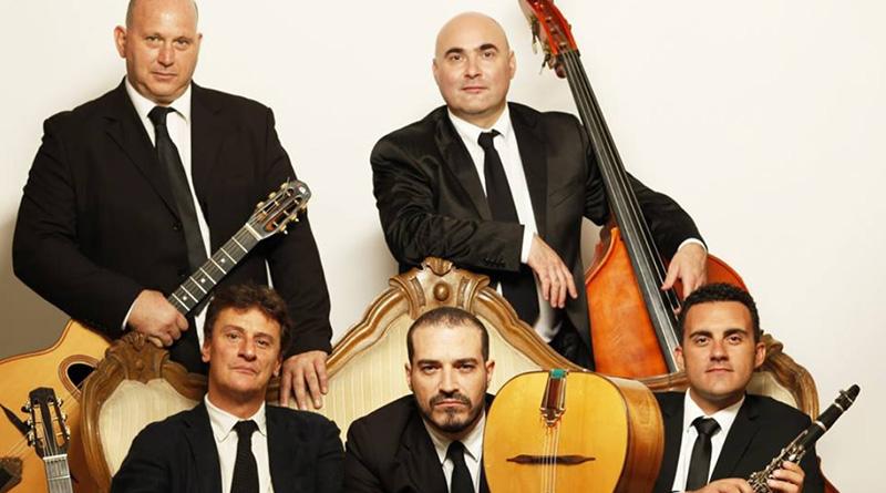 Forma e Poesia nel Jazz 2018 - Giorgio Tirabassi e Hot Club Roma