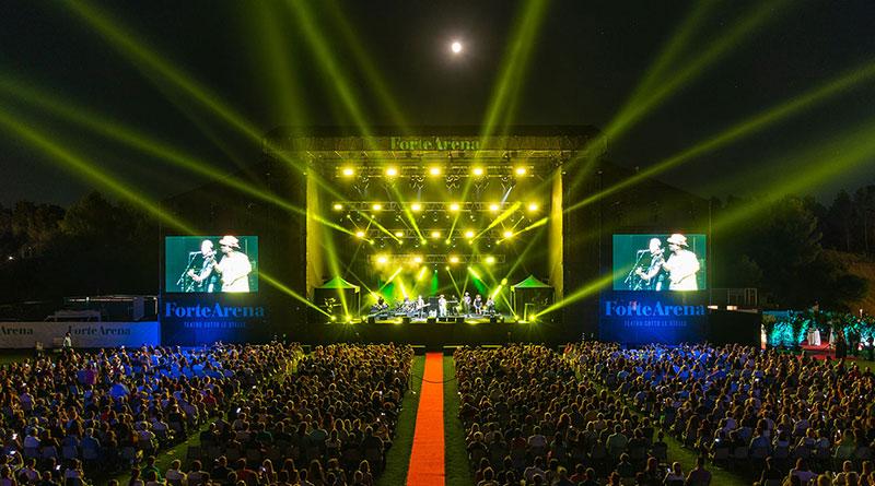 Forte Arena Concerti 2020