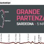 Grande Partenza del Giro d'Italia 2017 dalla Sardegna