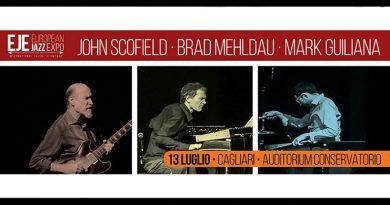 John Scofield, Brad Mehldau e Mark Guiliana in concerto a Cagliari