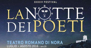 La notte dei poeti 2016