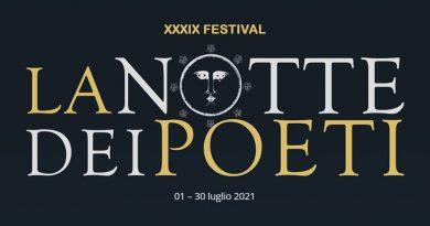 La Notte dei Poeti 2021