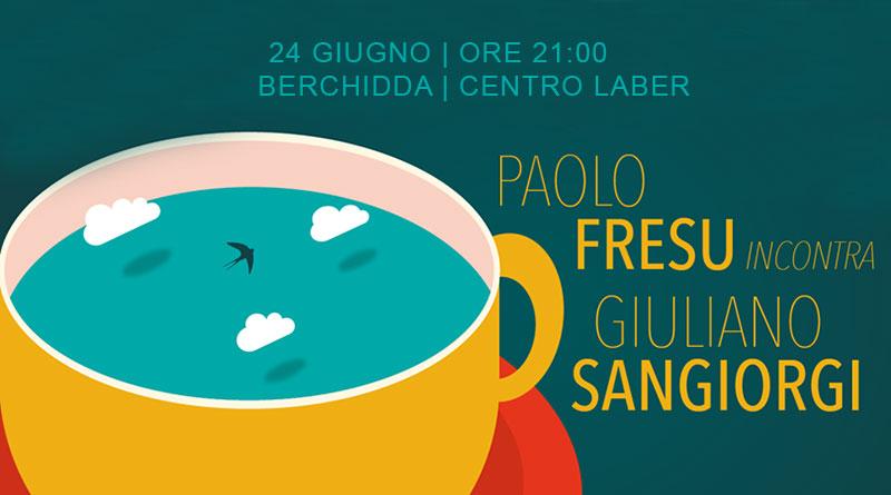 Paolo Fresu e Giuliano Sangiorgi in concerto: La prima rondine 2016 a Berchidda