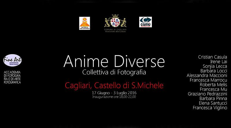 Mostra fotografica Anime Diverse a Cagliari