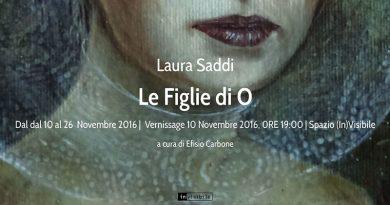 Mostra Laura Saddi: Le Figlie di O