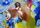 Mostra Organica life & death di Devisu