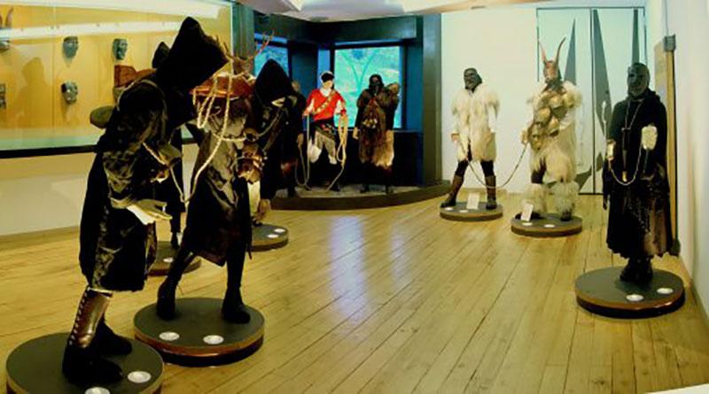 Museo delle Maschere Mediterranee di Mamoiada
