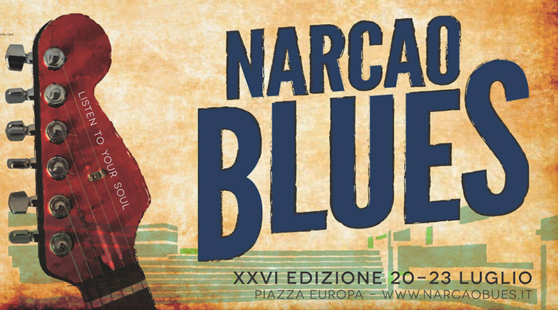 Narcao Blues 2016