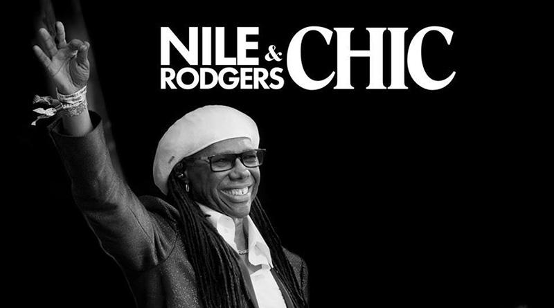 Nile Rodgers & Chic concerto 2018 Cagliari
