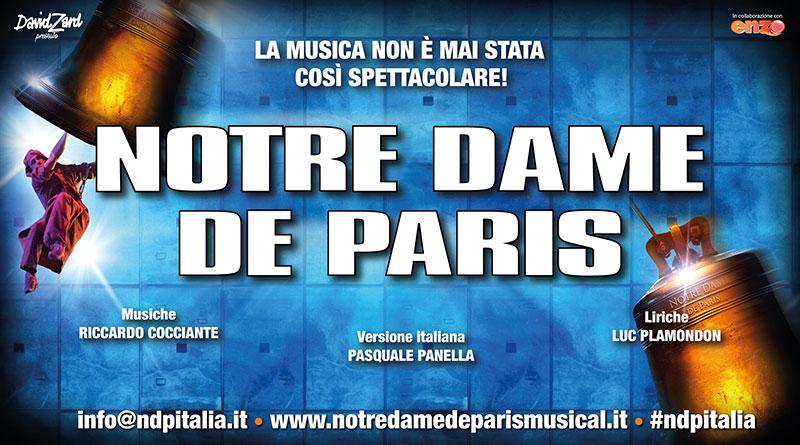 Notre Dame de Paris Cagliari 2016